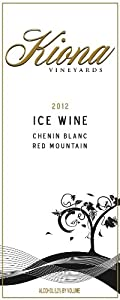 2012 Estate Red Mountain Kiona Vineyards and Winery - Chenin Blanc Ice Wine 375 ml