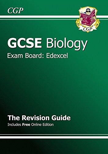 GCSE Biology Edexcel Revision Guide (with Online Edition) (Revision Guides Edexcel Ocr Oc)