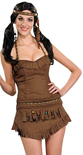 Forum Novelties Women's Flirty Native American Princess Costume