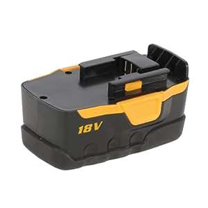 GMC 920515 Batterie de rechange 18 V 1,5 Ah Ni-CAD