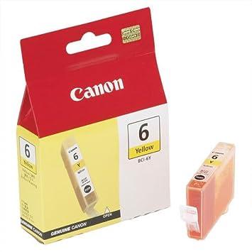 Canon BCI-6 Y w/sec, 4708A025