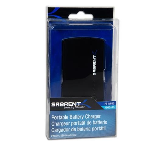 Sabrent-PB-WPBG-4000-mAh-Power-Bank