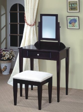 Vanity Sets With Stool For Teenagers