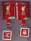OFFICIAL LIVERPOOL FC NO NOISE LIKE THE ANFIELD NOISE KEYRING