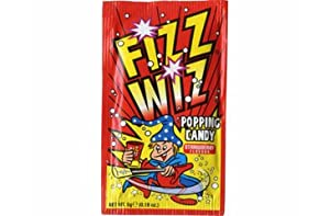 Fizz Wiz Strawberry (space dust) (pack of 20)