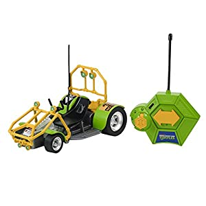 Teenage Mutant Ninja Turtles Radio Control Patrol Buggy Vehicle (49 MHz)