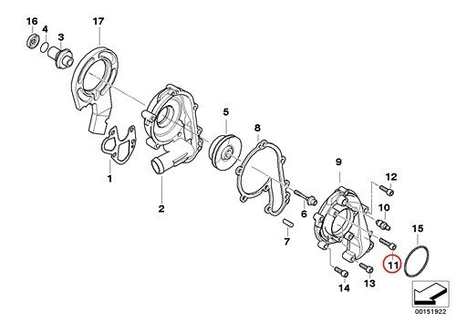 Bmw Genuine Motorcycle Isa Screw M6X40 K1200Lt C600 Sport C650Gt R1200R K1200S K1300S K1200R K1200R Sport K1300R K1200Gt K1300Gt S1000Rr F700Gs F650Gs F800Gs G650Gs