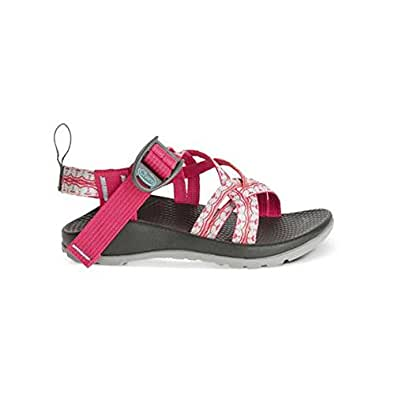Chaco ZX1 Ecotread Kids Sport Sandal (Toddler/Little Kid/Big Kid), Chantilly Rouge, 10 M US Toddler