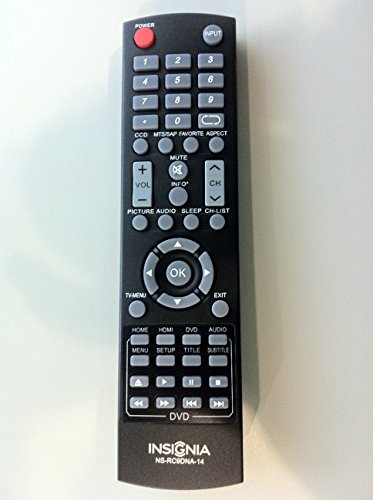 Brand New Insignia Combo Tv Remote Ns-Rc9Dna-14 Nsrc9Dna14 For Insignia Ns-20Ed310Na15 Ns20Ed310Na15 Ns-24Ed310Na15 Ns24Ed310Na14 Ns-28Dd310Na15 Ns28Dd310Na15 Ns-32Dd200Na14 Ns32Dd200Na14 Ns-32Dd310Na15 Ns32Dd310Na15 Combo Lcd Led Tv--Sold By Parts-Outlet
