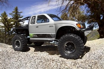 Axial Racing 90022 Axial 1/10 SCX10 Trail Honch Electric 4WD RTR