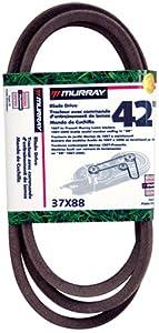 Murray 42 Lawn Mower Blade Belt '97 & Up 37X88MA by Murray