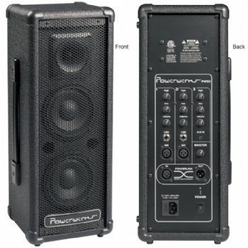 Powerwerks PW50 Portable PA System