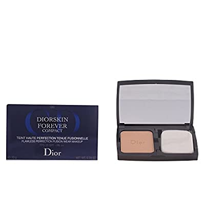 Christian Dior Diorskin Forever Compact SPF25 No.030 for Women, Beige, Medium, 0.35 Ounce