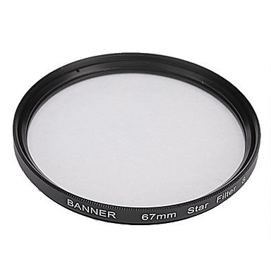 Limme Banner 8Pt 67Mm Star Filter For Canon, Nikon, Sony And More