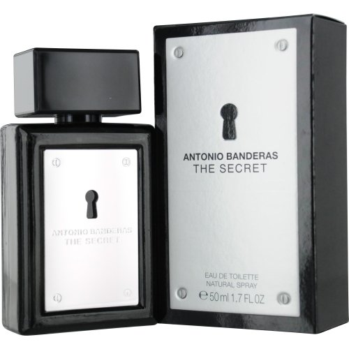 Antonio Banderas The Secret Eau de Toilette Vaporizzatore - 50 ml