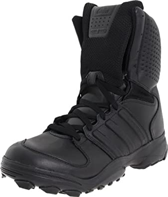 adidas Men's GSG-9.2 Tactical Boot,Black/Black/Black,4.5 M