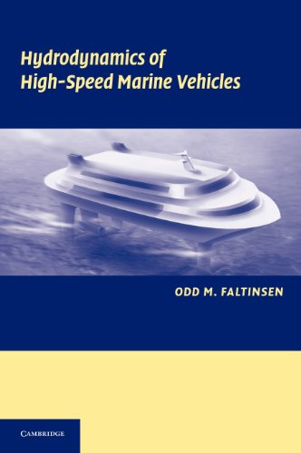 Hydrodynamics of High-Speed Marine Vehicles