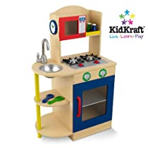 Big Sale Best Cheap Deals Kidkraft Primary Wooden Kitchen