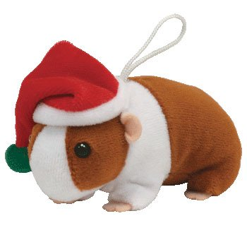 Ty Jingle Beanies - Goodies the Guinea Pig