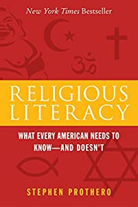Religious Literacy by Stephen Prothero ebook deal