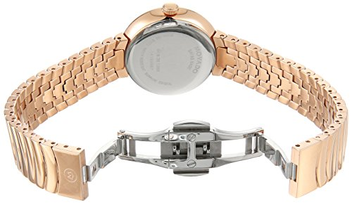 Movado Women's Swiss Quartz and Stainless-Steel Casual Watch,