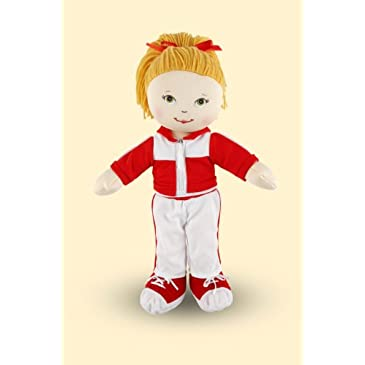 Madison Cheerleader Butterflies&trade; Doll