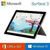 マイクロソフト 10.8 インチ Surface 3 Windowsタブレット 64GB WiFiモデル サーフェイス 7G5-00026