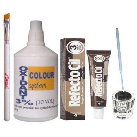 refectocil-eyelash-eyebrow-tint-dye-kit-natural-brown-no3-brush-dish-developer