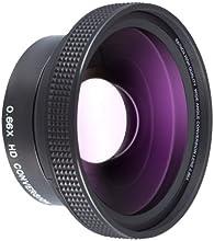 Raynox DCR-6600Pro 066x HD Wide Angle Conversion Lens 52mm