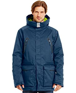 Under Armour Men's ColdGear® Infrared Hoss Down Jacket Large PETROL BLUE