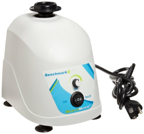Benchmark Scientific BV1000 BenchMixer Vortex Mixer, 115V, 200 to 3200rpm (Lab Vortex Mixer compare prices)