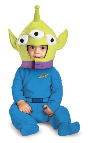 Toy Story Alien Classic Infant Costume