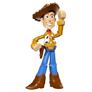 Toy Story 3 Deluxe Talking Woody Figure