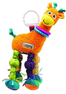 Lamaze Play & Grow Stretch the Giraffe Take Along Toy