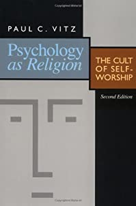 "Cover of ""Psychology As Religion: The Cul..."