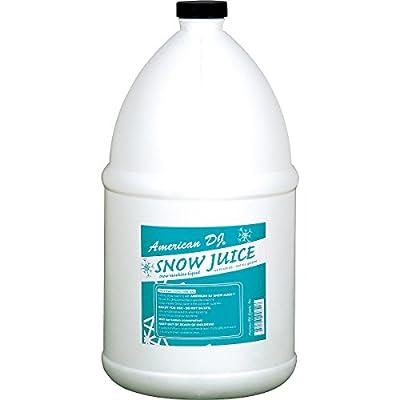 American Dj Snow Juice Gallon Sized Water Based Snow Fluid
