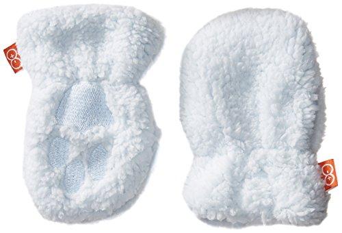 Magnificent Baby Baby-Boys Fleece Mittens, Blue Sorbet, 0-6 Months