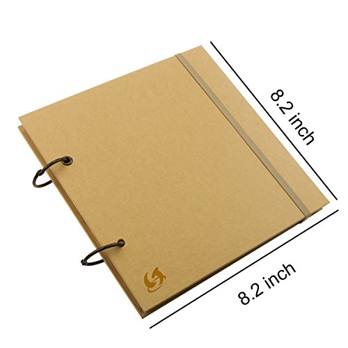 litop-758-inch-blank-notebook-diary-travel-journal-note-book-sketchbook-guest-sign-book-for-officema