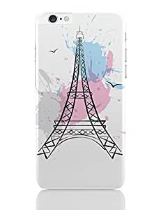 Posterguy Case Eiffel Tower Case Cover For Apple Iphone 6 Plus/6S Plus (White)
