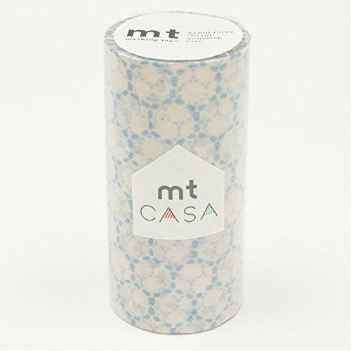 カモ井加工紙 mt CASA レース・コットン 100mm幅×10m巻き MTCAS015