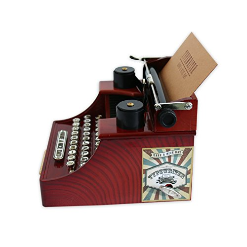 Alytimes Vintage Typewriter Music Box for Home/Office/Study Room Décor Decoration 3