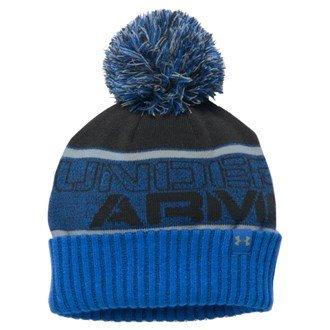 Under Armour Sportswear-Cappelli ragazzo Sportswear cappello Pom Beanie, Ragazzo, Sportswear Hut Pom Beanie, Ubl, Taglia unica