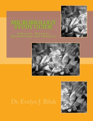 Microbiology Study Guide: Infection, Diseases, Epidemiology and Immunity