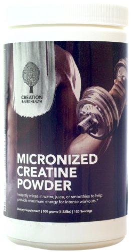 CBH Micronized Creatine Powder , Unflavored