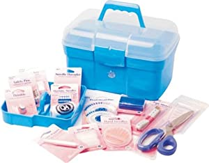 Deluxe Sewing Kit includes all basic sewing accessories by Hemline