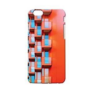 BLUEDIO Designer 3D Printed Back case cover for Apple Iphone 6 Plus / 6S plus - G2796
