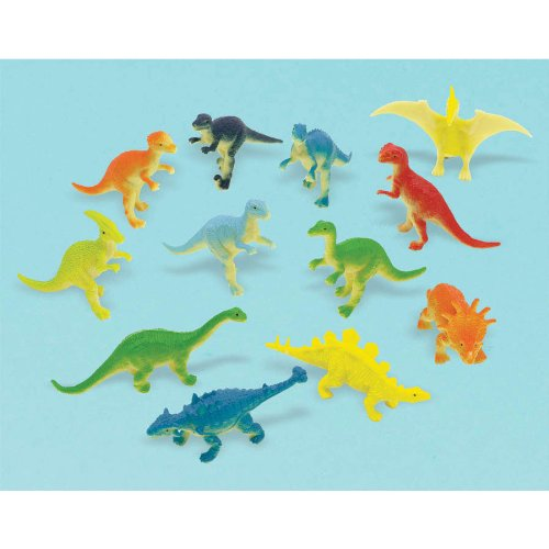 Diego Dinosaurs 12ct