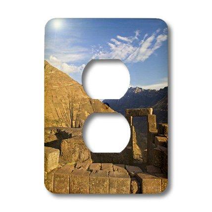 Lsp_86961_6 Danita Delimont - Peru - Peru, Pisac, Inca Ruins - Sa17 Bja0085 - Jaynes Gallery - Light Switch Covers - 2 Plug Outlet Cover