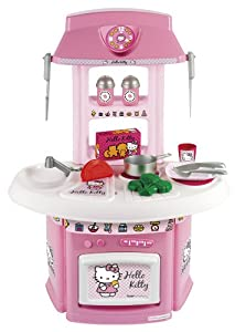 Mookie toys ecoiffier hello kitty kitchen - Cuisine hello kitty ecoiffier ...
