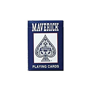 Maverick Poker Playing Cards